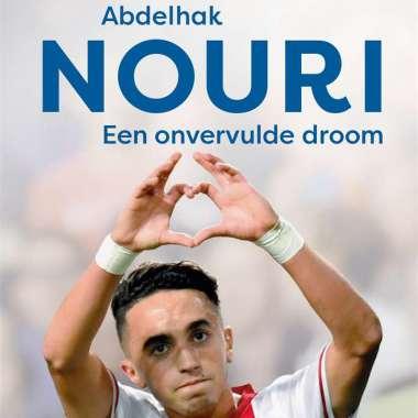 Deze week op 1 in de bestsellerlijst: 'Abdelhak Nouri: een onvervulde droom'