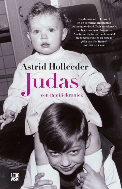 Dutch Memoir JUDAS Being Developed As A Series by Atlas & Amblin TV