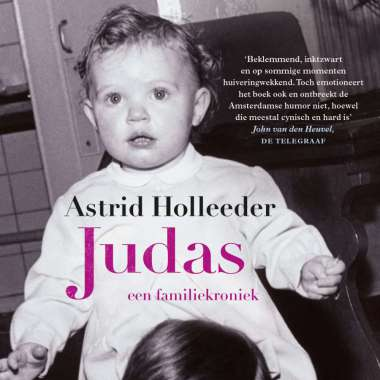 Dutch Memoir JUDAS Being Developed As A Series by Atlas & Amblin TV