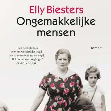 Elly Biesters op de longlist van de ANV Debutantenprijs 2018