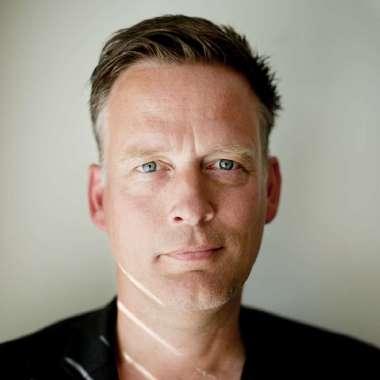 Erik Jan Harmens bij De Dagwacht op Radio 1