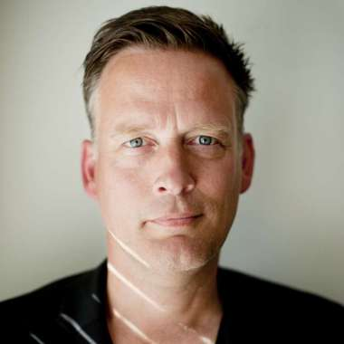 Erik Jan Harmens bij Dit is de Nacht op Radio 1  - Erik Jan Harmens