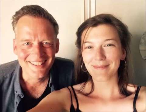 Erik Jan Harmens in gesprek met Charlotte Van den Broeck - Erik Jan Harmens