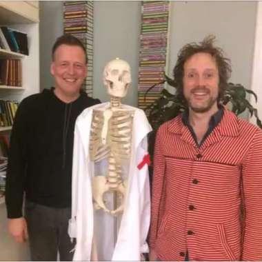 Erik Jan Harmens in gesprek met Ronald Snijders  - Erik Jan Harmens