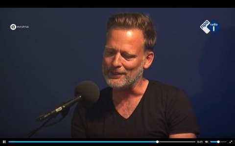 Erik Jan Harmens is De Optimist bij EenVandaag op NPO Radio 1 - Erik Jan Harmens