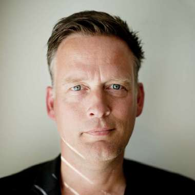 Erik Jan Harmens nachtschrijver bij Nooit meer slapen