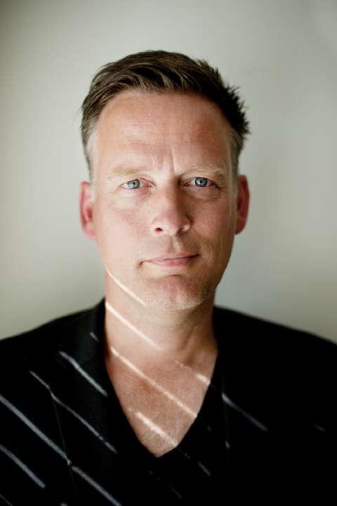 Erik Jan Harmens op Woordnacht 2018 - Erik Jan Harmens