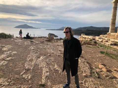 Griekse kust - Jonah Falke