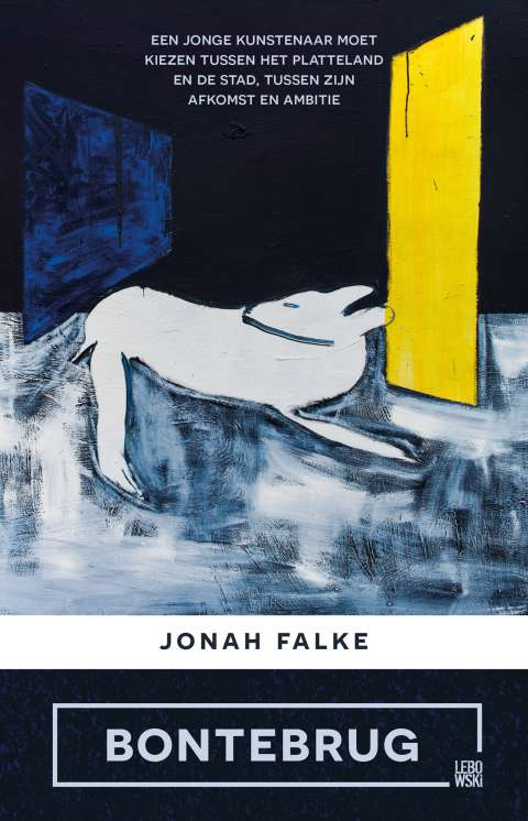 Jonah Falke op longlist Bronzen Uil 2017 - Jonah Falke