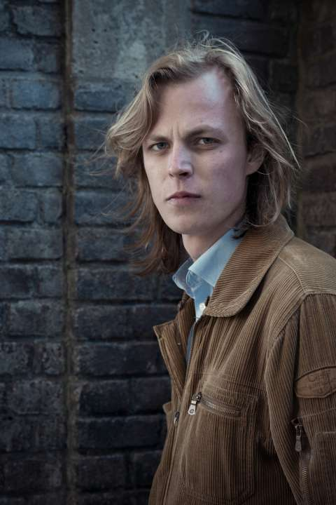 Jonah Falke weekschrijver bij VPRO Nooit meer slapen - Jonah Falke