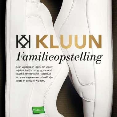 Kijk mee met de livestream van de presentatie van 'Familieopstelling', de nieuwe Kluun