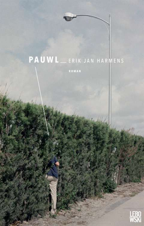 Kom naar de boekpresentatie van PAUWL van Erik Jan Harmens
