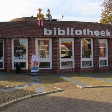 Lezing 'tropenbruid' in Bibliotheek Bollenstreek Noordwijk