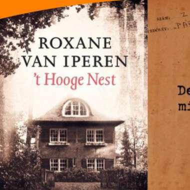 Lidewijde Paris bespreekt 't Hooge Nest van Roxane van Iperen in Nieuwsweekend op NPO Radio 1