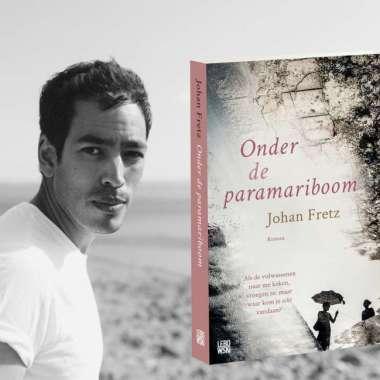 Luisterboek Johan Fretz op shortlist Beste Luisterboek van het Jaar 2019