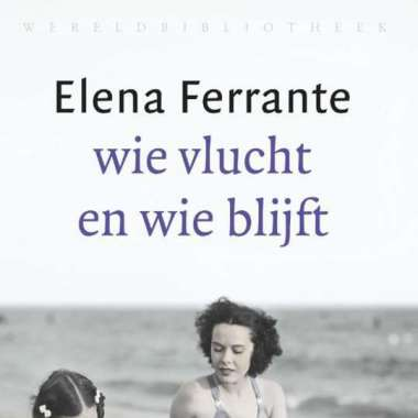 Marion leest Elena Ferrante  - Marion Pauw
