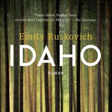 Marion leest Emily Ruskovich  - Marion Pauw