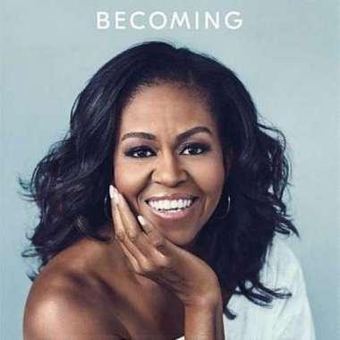 Marion leest Michelle Obama  - Marion Pauw