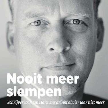 Nooit meer slempen met Erik Jan Harmens