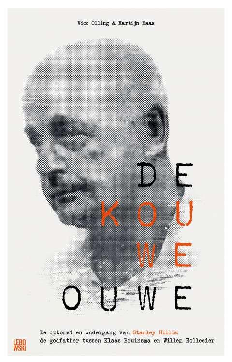 Olling en Haas signeren 'De Kouwe Ouwe' in Hilversum