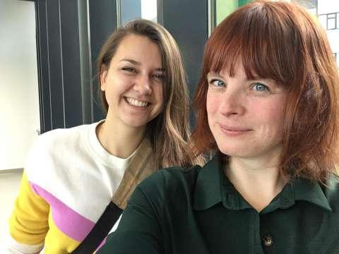 Podcast: Anneleen Van Offel over 'Hier is alles veilig' in Lopen met Lebowski #22