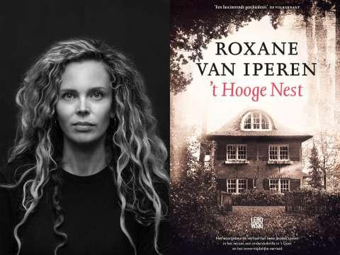 Roxane van Iperen met ''t Hooge Nest' op shortlist van Opzij Literatuurprijs 2019