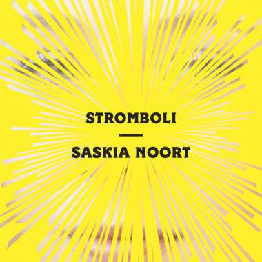 Saskia Noort's Stromboli cover is a visual rebus that makes you puzzle