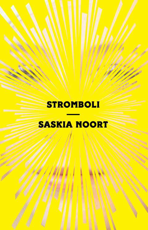 Saskia Noort on the road met 'Stromboli'