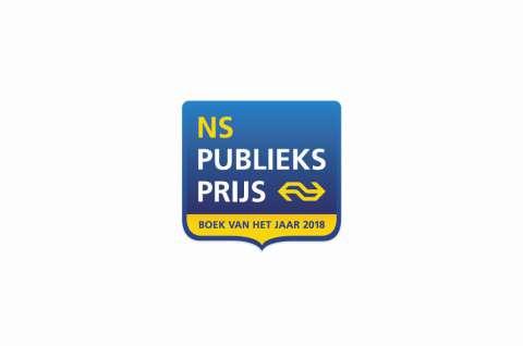 'Stromboli' van Saskia Noort en 'Dagboek van een getuige' van Astrid Holleeder genomineerd voor NS Publieksprijs 2018