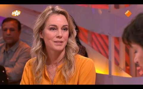 Terugkijken: Marion Pauw bij Tijd voor MAX