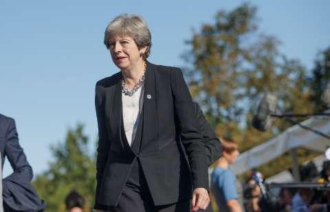 Theresa May - Jonah Falke