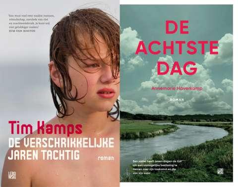 Tim Kamps en Annemarie Haverkamp genomineerd voor de Bronzen Uil 2019 (stem je?)