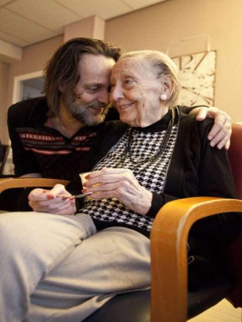 Triest nieuws: Joke Borst is overleden
