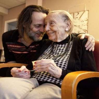 Triest nieuws: Joke Borst is overleden  - Hugo Borst