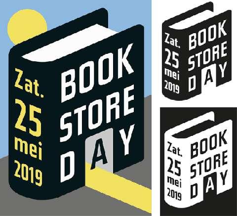 Welke Lebowski-auteurs treden op tijdens Bookstore Day (25 mei 2019)?