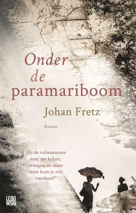 Winnaar Boekhandelsprijs Johan Fretz op 'toritour' met 'Onder de paramariboom'