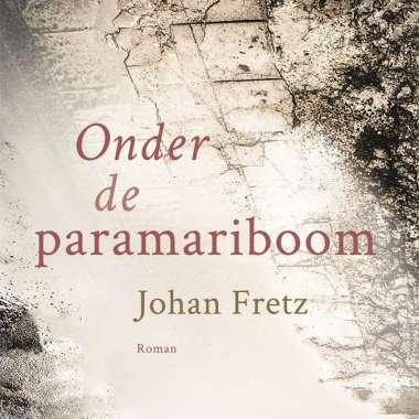 Winnaar Boekhandelsprijs Johan Fretz op 'toritour' met 'Onder de paramariboom' in de Boekenweek 2019