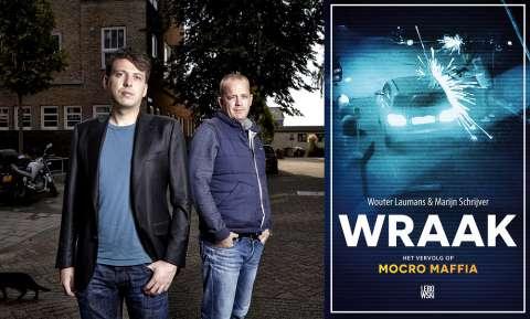 'Wraak' van Wouter Laumans en Marijn Schrijver op longlist Brusseprijs 2020