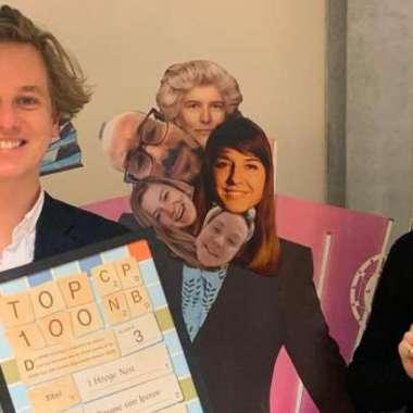 't Hooge Nest in top 3 meest uigeleende boeken van 2020