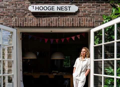 't Hooge Nest van Roxane van Iperen 100 weken in De Bestseller60