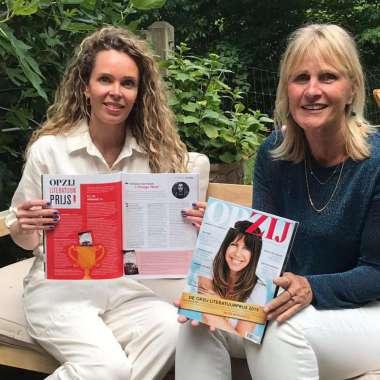 't Hooge Nest van Roxane van Iperen wint de OPZIJ Literatuurprijs 2019  - Roxane van Iperen