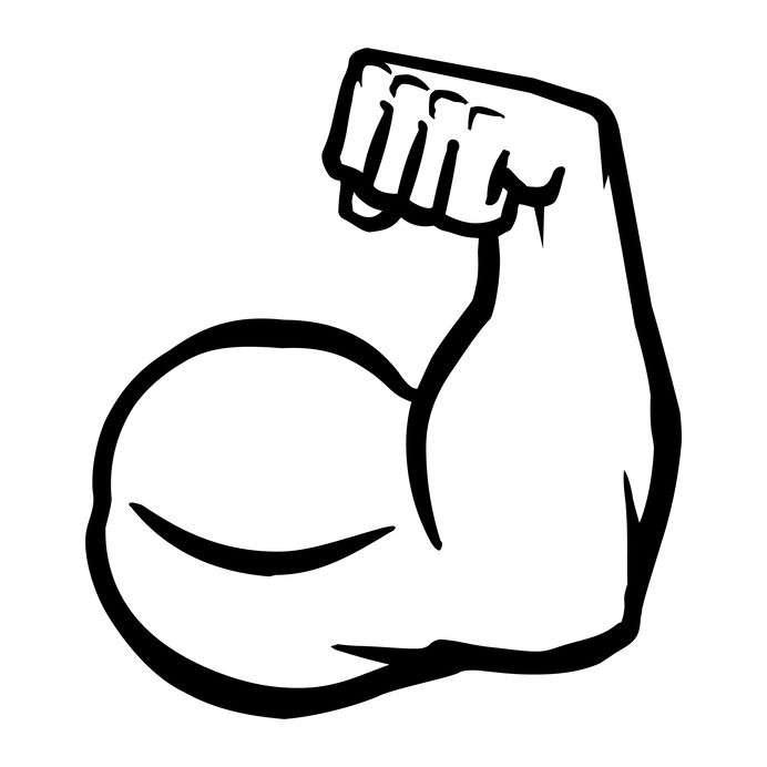 Mijn linkerarm