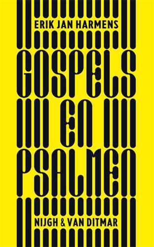 Gospels en psalmen  - Erik Jan Harmens