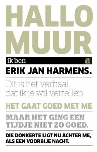 Hallo, muur - Erik Jan Harmens